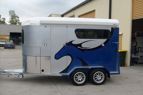 Horse Floats Gallery Complete Caravan Awnings